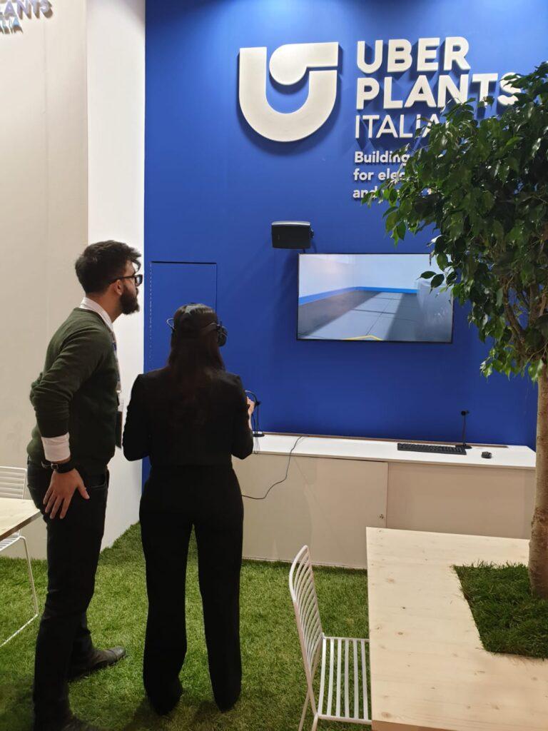 NUOVO IMPIANTO UBERPLANTS ITALIA A MECSPE 2019