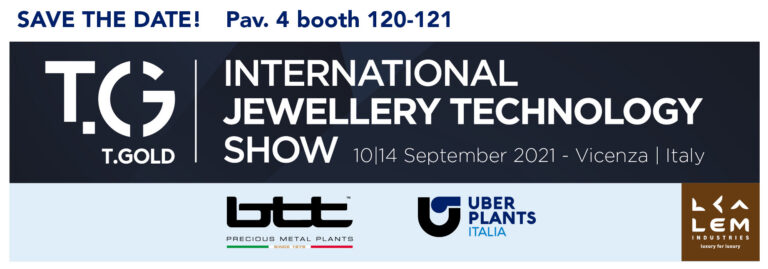 BTT ITALIA and UBERPLANTS ITALIA together with T.GOLD