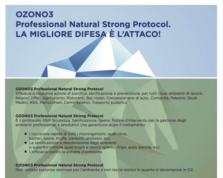 UBERPLANTS ITALIA CREA OZONO3: LA MIGLIORE DIFESA È L'ATTACO!