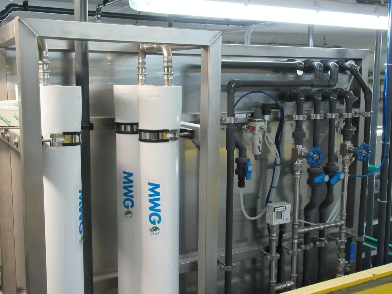 Impianti di trattamento acque primarie
