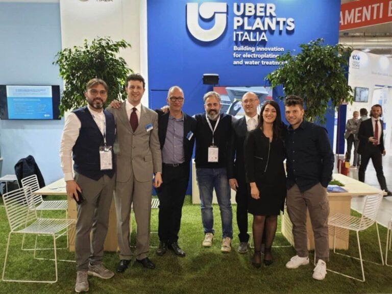 UBERPLANTS ITALIA A MECSPE 2019